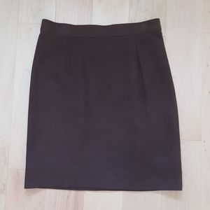 Dresses & Skirts - 2 for $16 - NWOT Brown Real Suede Skirt